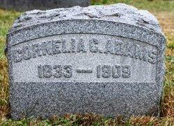 Cornelia Frances <i>Crane</i> Adams