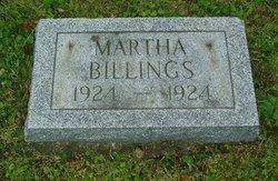 Martha Billings