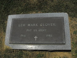 Lem Mark Glover