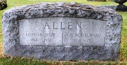 Louise <i>Dow</i> Allen