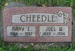 Mary E Cheedle