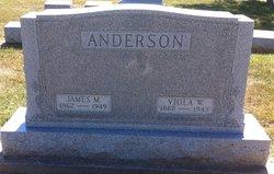 Viola <i>Wolf</i> Anderson