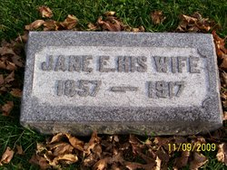 Jane Eliza Jennie <i>Berkley</i> Ayres