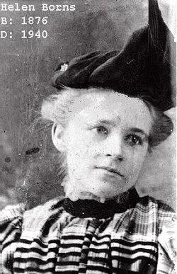 Helen Lee <i>Borns</i> Baumann