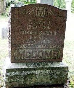 Cora <i>Staplin</i> McComb