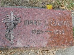 Mary L <i>Bartek</i> Coufal