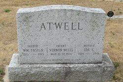 Ida G <i>Wells</i> Atwell