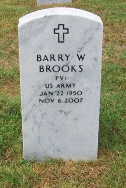Barry W Brooks