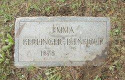 Emma <i>Gerlinger</i> Isenhour