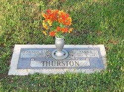 Hazel V. <i>Winters</i> Thurston