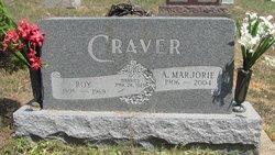 Ada Marjorie <i>Hurley</i> Craver