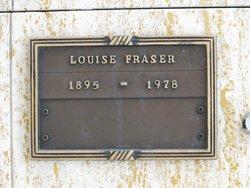 Louise <i>Taylor</i> Fraser