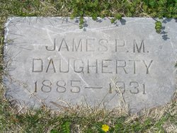 James P M Daugherty