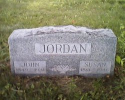 Susan <i>Wurzburger</i> Jordan