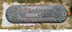 Joseph Riley Joe Barham