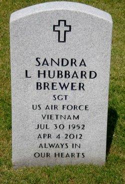 Sandra L <i>Hubbard</i> Brewer