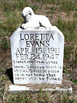 Loretta <i>Brazeal</i> Evans