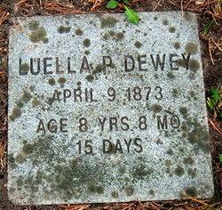 Luella P Dewey