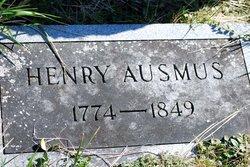Johannes Heinrich Henry Ausmus