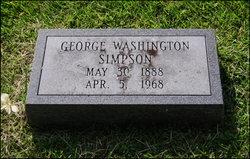 George Washington Simpson