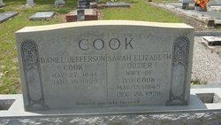 Daniel Jefferson Cook