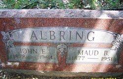 Maude B <i>Bingham</i> Albring