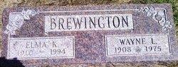 Wayne Leroy Brewington