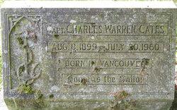 Capt Charles Warren Charlie Cates