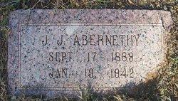 Jesse 'JJ' Jones Abernethy