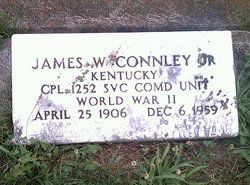 Corp James W. Connley, Jr