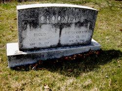 Laura May <i>Kirker</i> Crookham