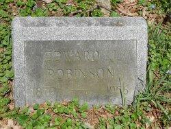 Edward J. Robinson