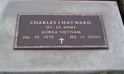 Charles Ivan Chuck Hayward