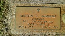 Milton L. Dooley Andrews