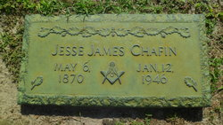 Jesse James Chafin