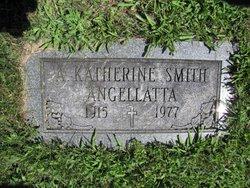 A Katherine <i>Smith</i> Angellatta