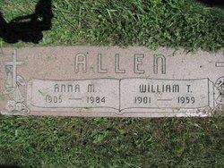 Anna Margaret <i>Connelly</i> Allen