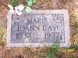 Marie Joann Case