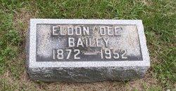 Eldon Davidson Dee Bailey
