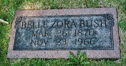 Belle Zora <i>Jarvis</i> Bush