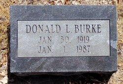 Donald Leroy Burke