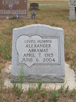 Alexander Abramat