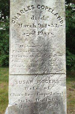 Susan Rogers <i>Sprague</i> Copeland