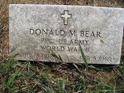 Donald M. Bear