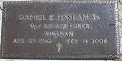 Daniel E. Hasam, Sr