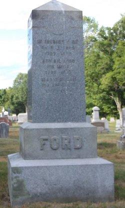 Abigail <i>Cobb</i> Ford