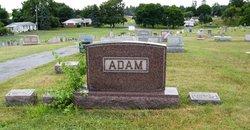 Clara F. <i>Forney</i> Adam