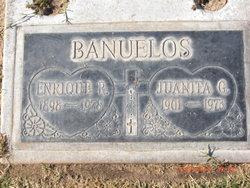 Juanita G Banuelos