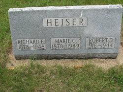 Robert Floyd Bob Heiser