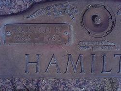 Houston R Hamilton